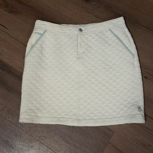 👗WOOLRICH QUILTED SKIRT👗